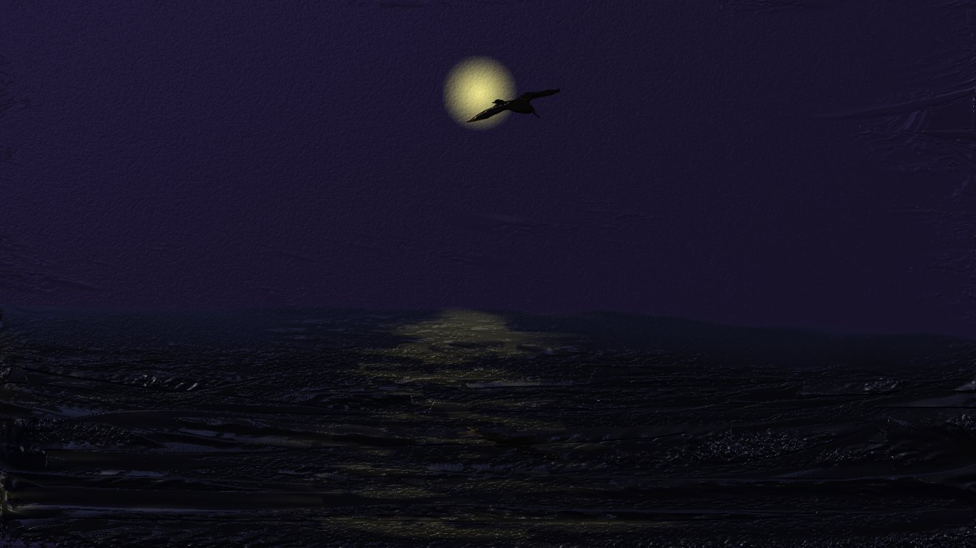 Sea at Night - Part Two